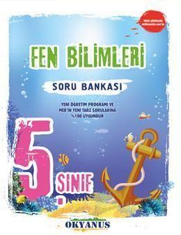 Okyanus Yayınları 5. Sınıf Fen Bilimleri Soru Bankası