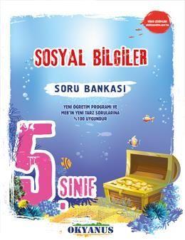 Okyanus Yayınları 5. Sınıf Sosyal Bilgiler Soru Bankası