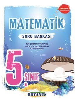 Okyanus Yayınları 5. Sınıf Matematik Soru Bankası