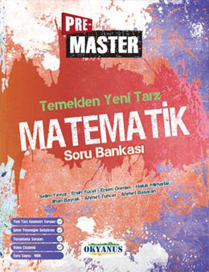 Okyanus Yayınları Matematik Premaster Soru Bankası