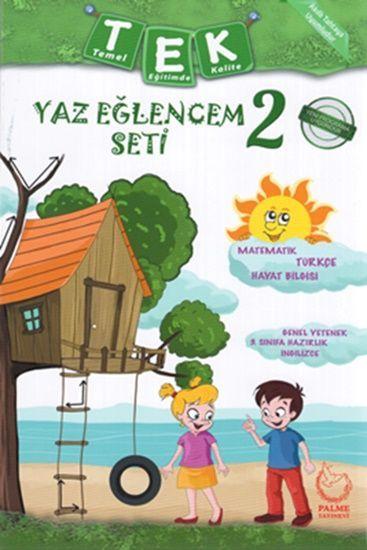 Palme Yayınları 2. Sınıf Tek Yaz Eğlencem Seti