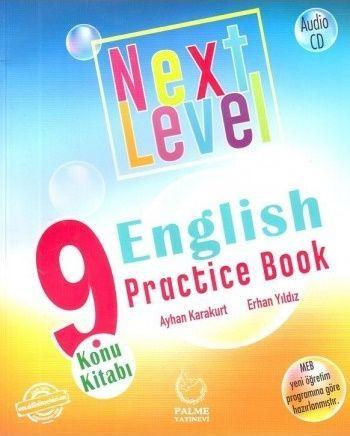Palme Yayınları 9. Sınıf Next Level English Practice Book