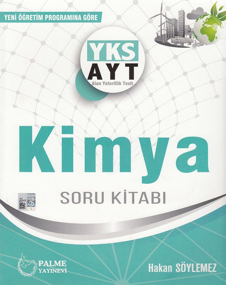 Palme Yayınları AYT Kimya Soru Kitabı