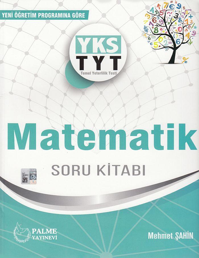 Palme Yayınları TYT Matematik Soru Kitabı