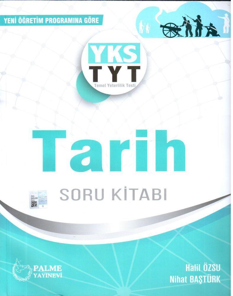 Palme Yayınları TYT Tarih Soru Kitabı