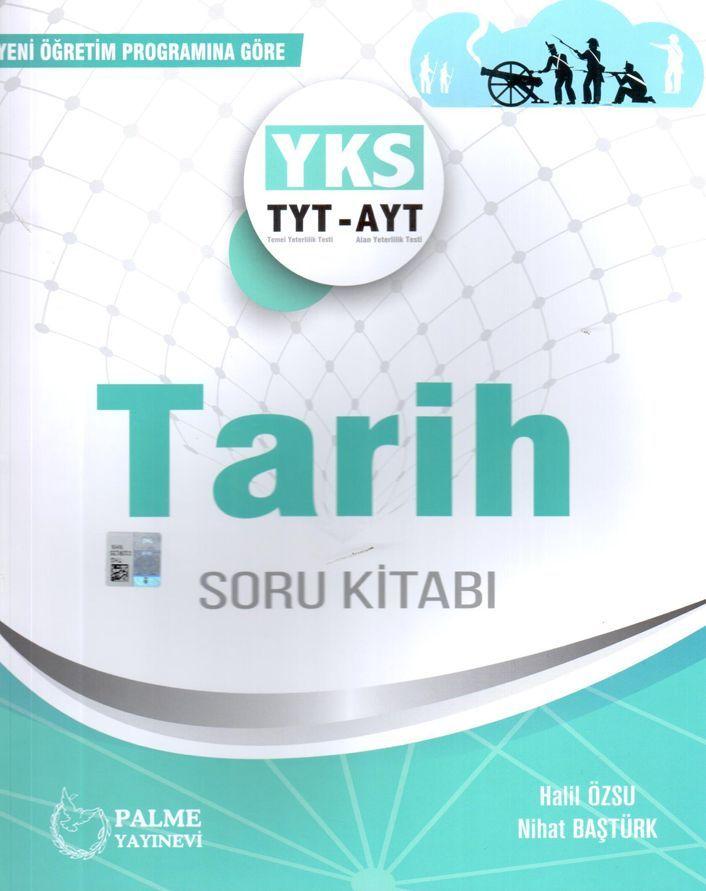 Palme Yayınları TYT AYT Tarih Soru Kitabı