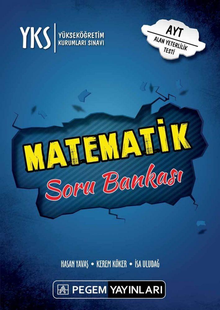 Pegem Yayınları AYT Matematik Soru Bankası