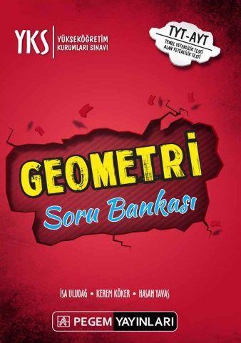 Pegem Yayınları TYT  AYT Geometri Soru Bankası
