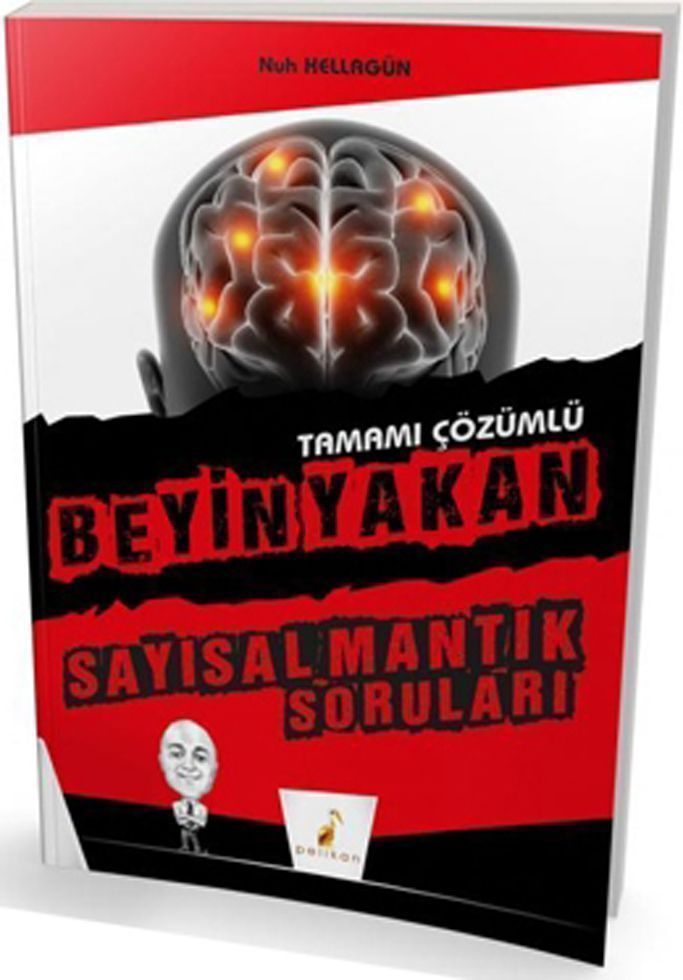 Pelikan Yayınları Sayısal Mantık Beyin Yakan Soruları