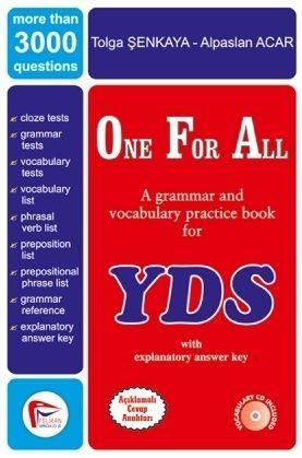 Pelikan Yayınları One For All YDS
