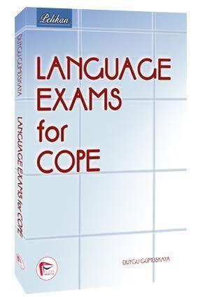 Pelikan Yayınları Language Exams For Cope