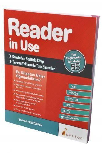 Pelikan Yayınları Reader in Use
