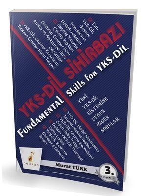Pelikan Yayınları YKSDİL Sihirbazı Fundamental Skills for YKSDİL