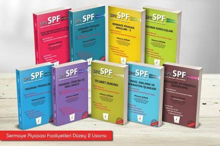 Pelikan Yayınları SPK SPF Sermaye Piyasası Faaliyetleri Düzey 2 Lisansı 9 Kitap