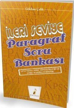 Pelikan Yayınları İleri Seviye Paragraf Soru Bankası