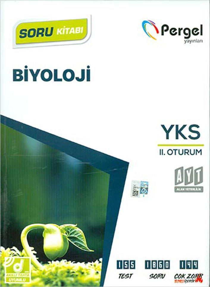 Pergel Yayınları AYT Biyoloji Soru Kitabı