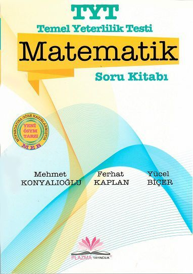 Plazma Yayıncılık TYT Matematik Soru Bankası