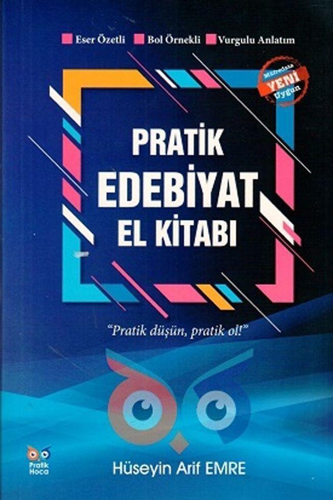 Pratik Hoca Yayınları Pratik Edebiyat El Kitabı