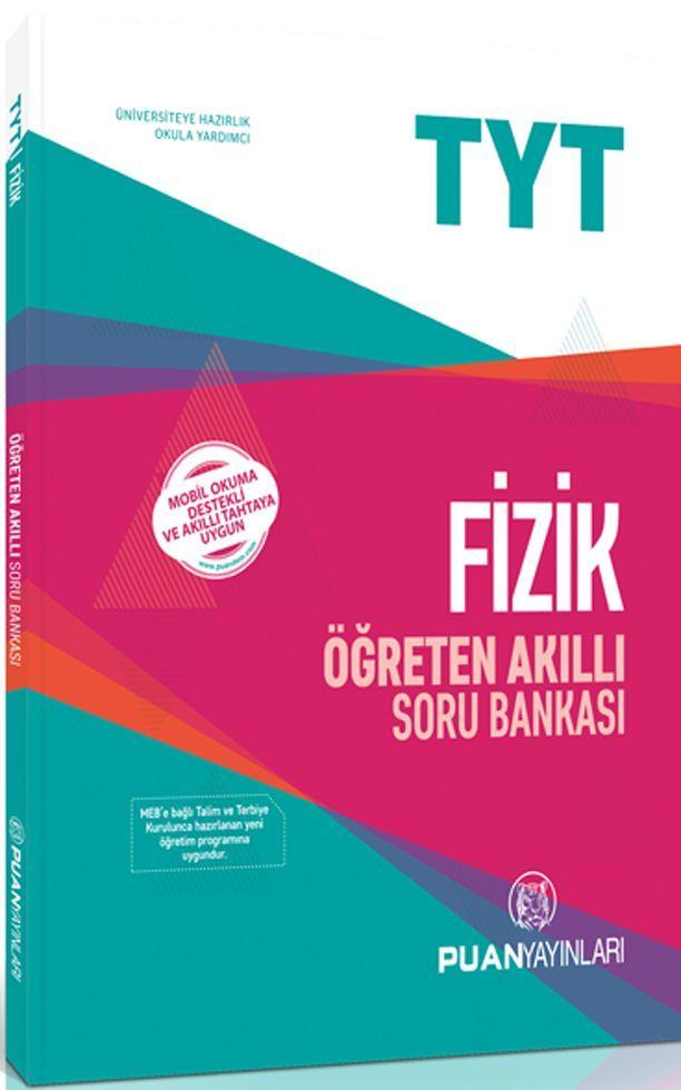 Puan Yayınları TYT Fizik Öğreten Akıllı Soru Bankası