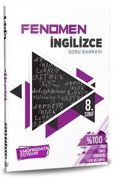 Referans Yayınları 8. Sınıf İngilizce FENOMEN Soru Bankası