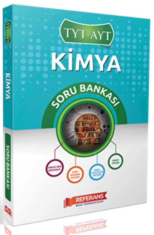 Referans Yayınları TYT AYT Kimya Soru Bankası