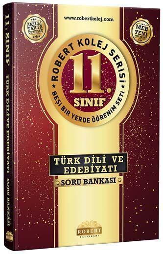 Robert Yayınları 11. Sınıf Kolej Serisi Türk Dili ve Edebiyatı Soru Bankası