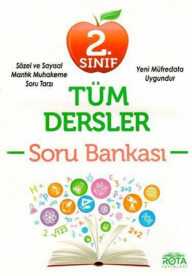 RTY Rota Yayınları 2. Sınıf Tüm Dersler Soru Bankası