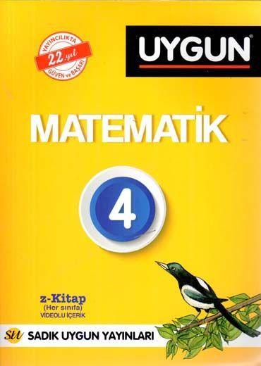 Sadık Uygun Yayınları 4. Sınıf Matematik