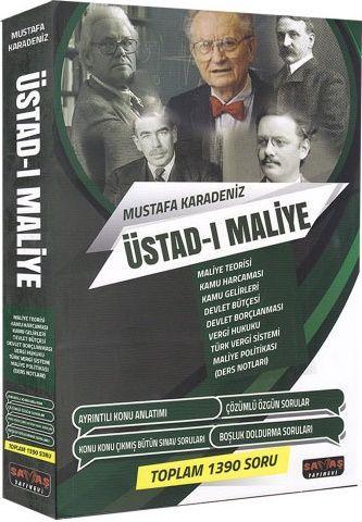 Savaş Yayınları ÜSTAD-I Maliye KPSS