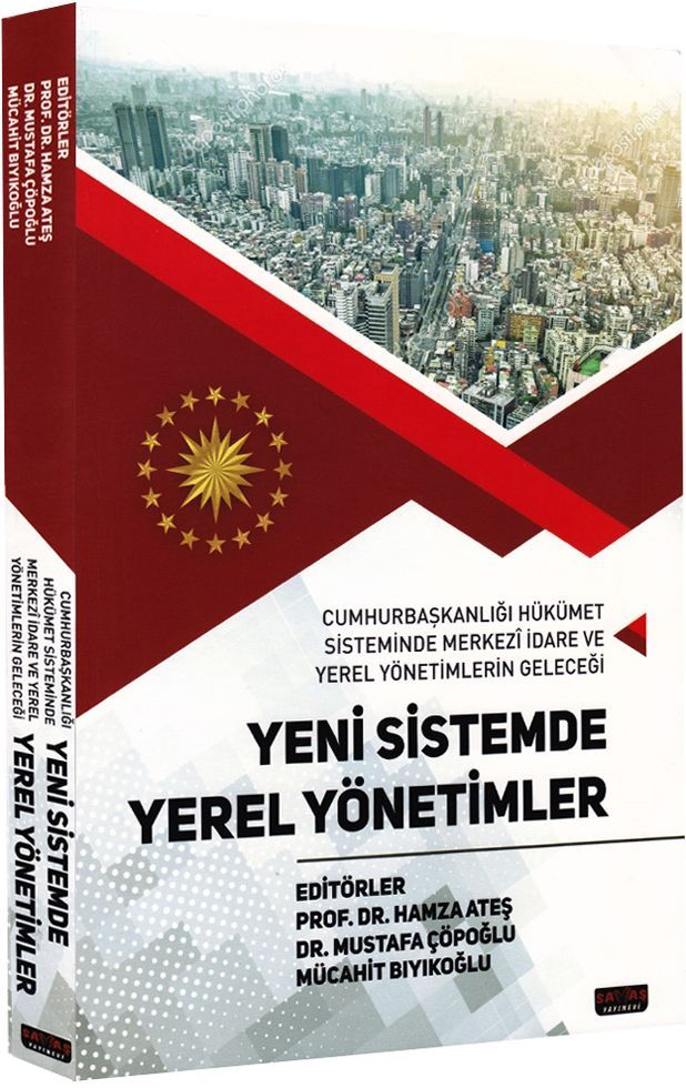 Savaş Yayınları Yeni Sistemde Yerel Yönetimler