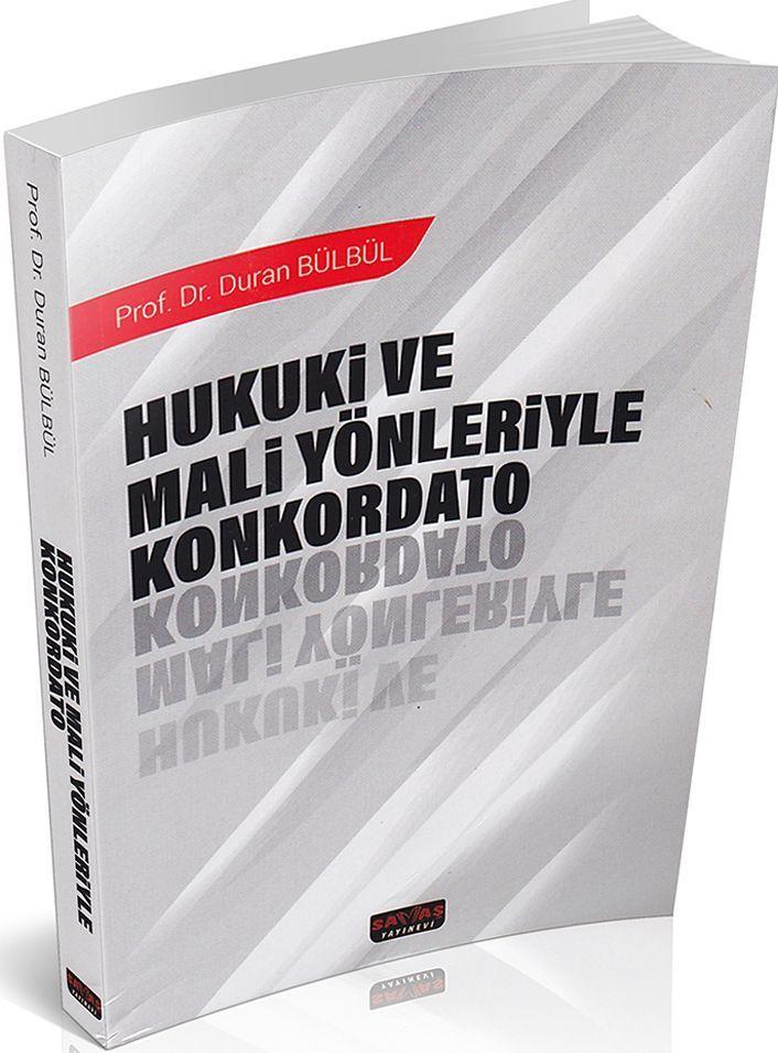 Savaş Yayınları Hukuki ve Mali Yönleriyle Konkordato