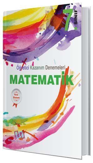 Süreç Yayın Dağıtım 7. Sınıf Matematik Öğretici Kazanım Denemeleri