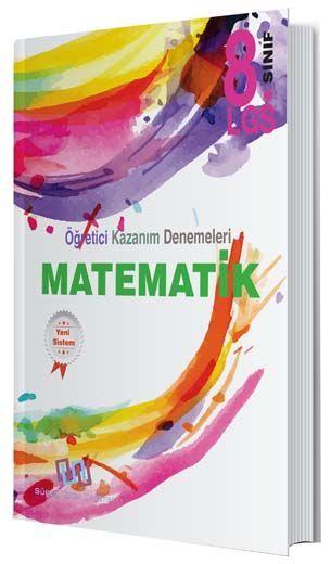 Süreç Yayın Dağıtım 8. Sınıf LGS Matematik Öğretici Kazanım Denemeleri