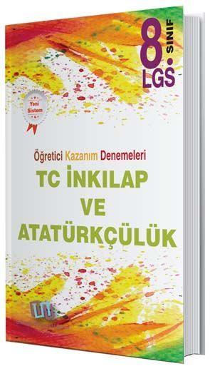 Süreç Yayın Dağıtım 8. Sınıf LGS T. C. İnkılap Tarihi ve Atatürkçülük Öğretici Kazanım Denemeleri