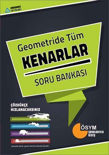 Sıradışıanaliz Yayınları Geometri de Tüm Kenarlar Soru Bankası