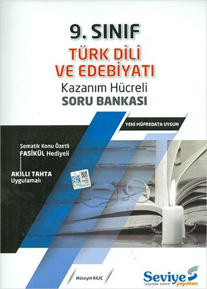 Seviye Yayınları 9. Sınıf Türk Dili ve Edebiyatı Kazanım Hücreli Soru Bankası