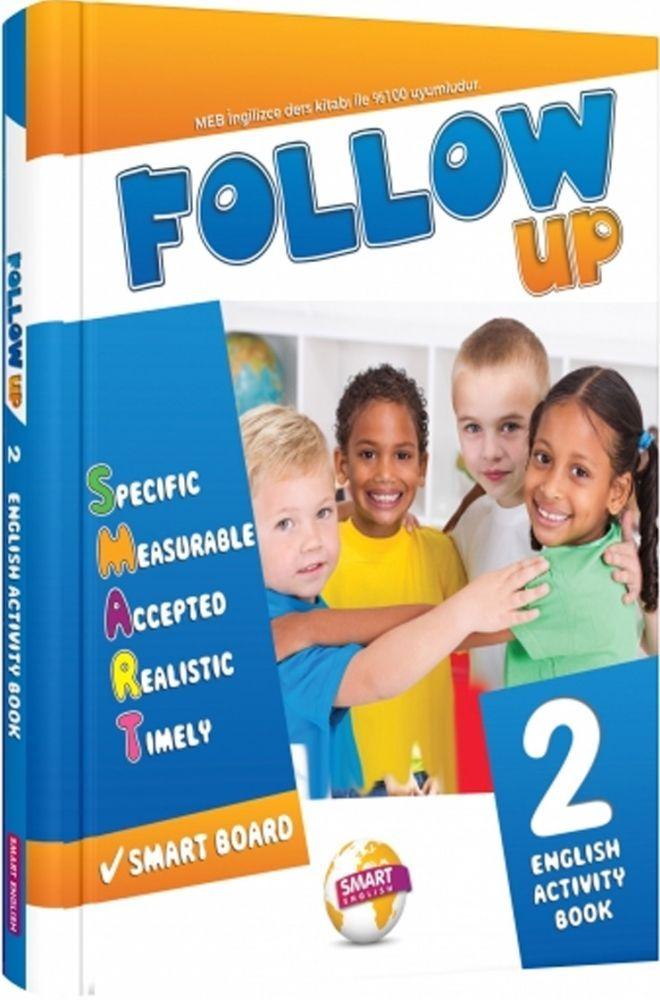 Smart English 2. Sınıf Follow Up English Activity Book