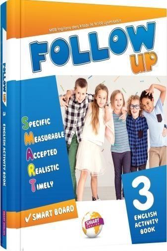 Smart English 3. Sınıf Follow Up English Activity Book