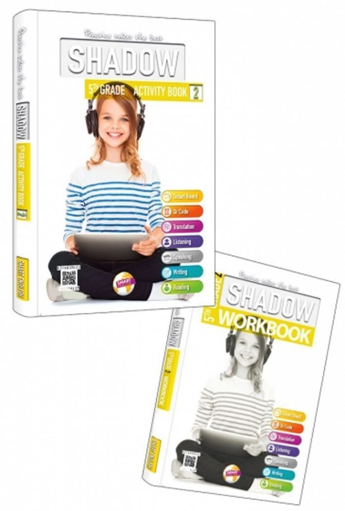 Smart English 5. Sınıf Shadow Activity Book 2