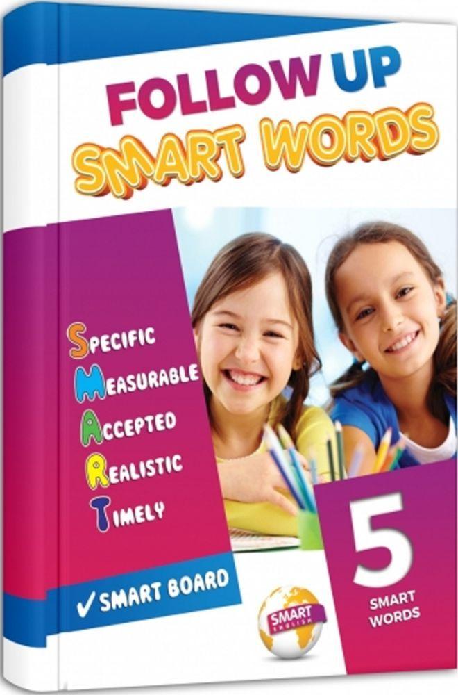 Smart English 5. Sınıf Follow Up Smart Words
