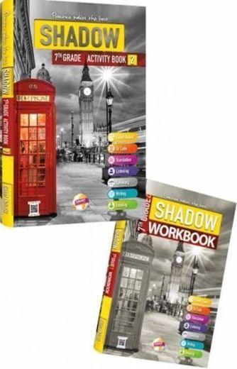 Smart English 7. Sınıf Shadow Activity Book 2