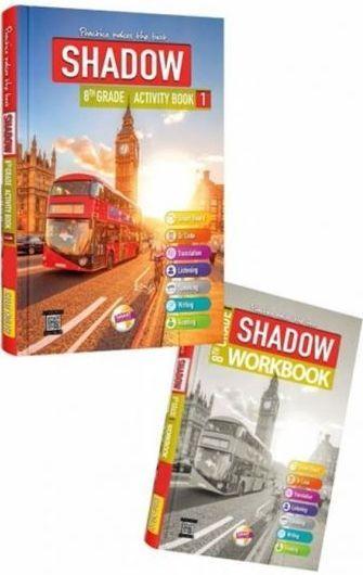Smart English 8. Sınıf Shadow Activity Book 1