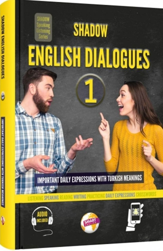 Smart English Shadow English Dialogues 1