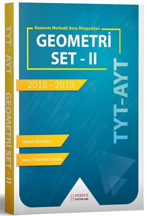 Sonuç Derece TYT AYT Geometri Set 2