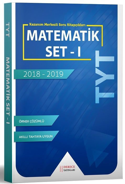 Sonuç Derece TYT Matematik Set 1