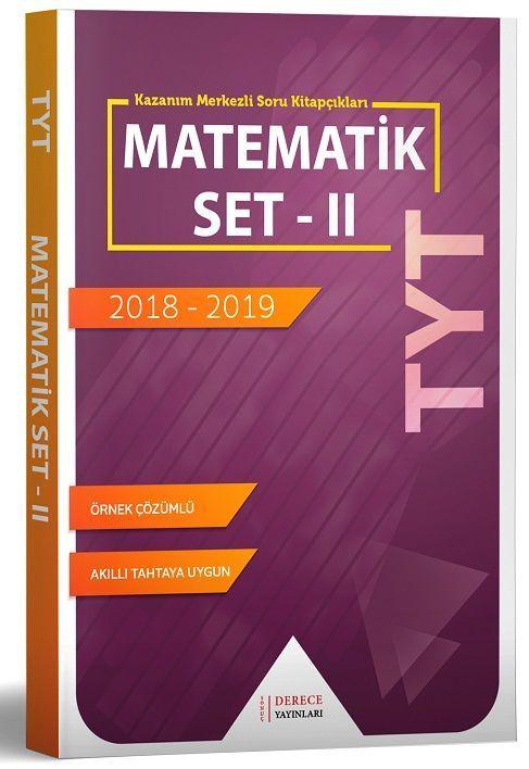 Sonuç Derece TYT Matematik Set 2