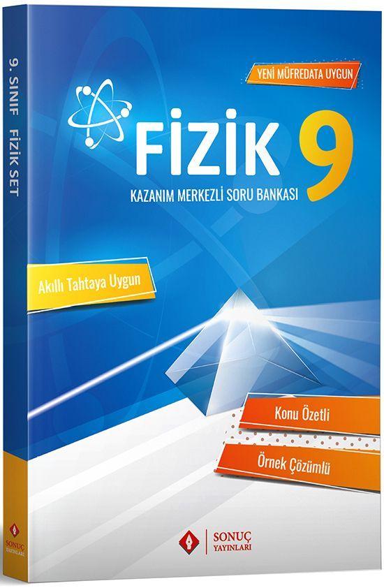 Sonuç Yayınları 9. Sınıf Fizik Set