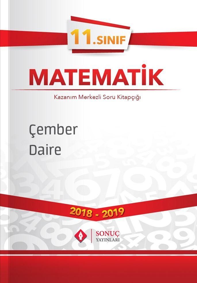 Sonuç Yayınları 11. Sınıf Matematik Çember Daire