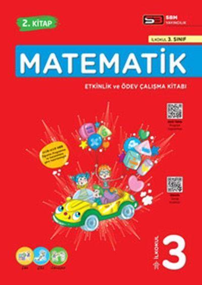Soru Bankası Merkezi Yayınları 3.Sınıf Matematik Etkinlik ve Ödev Çalışma Kitabı 2