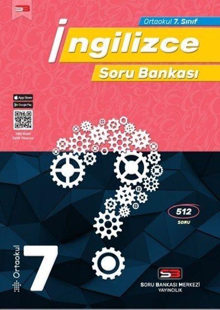 Soru Bankası Merkezi Yayınları 7. Sınıf İngilizce Soru Bankası